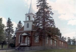 Église St-Andrew, Melbourne, 1169 route 243